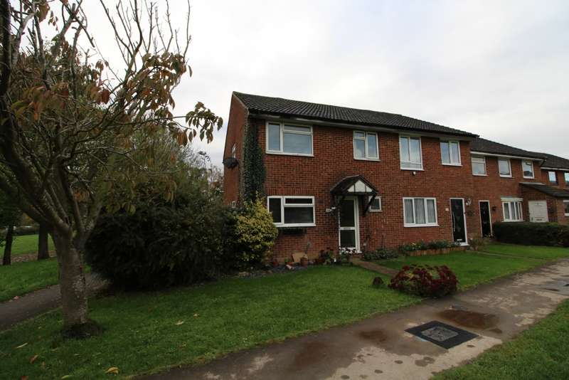 4 Bedrooms End Of Terrace House for sale in Wodehouse Walk, Newport Pagnell, Buckinghamshire