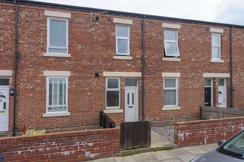 3 Bedrooms Terraced House for sale in Lansdowne Road, Newcastle upon Tyne, Tyne and Wear, NE12