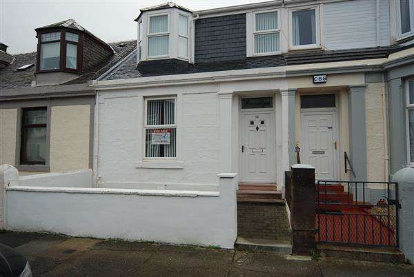 4 Bedrooms Terraced House for sale in Eglinton Street, Saltcoats