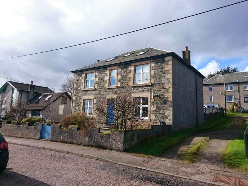 3 Bedrooms Ground Flat for sale in Lower Flat Burnside Saint Clair Road, Ardrishaig, Lochgilphead, PA30 8EW