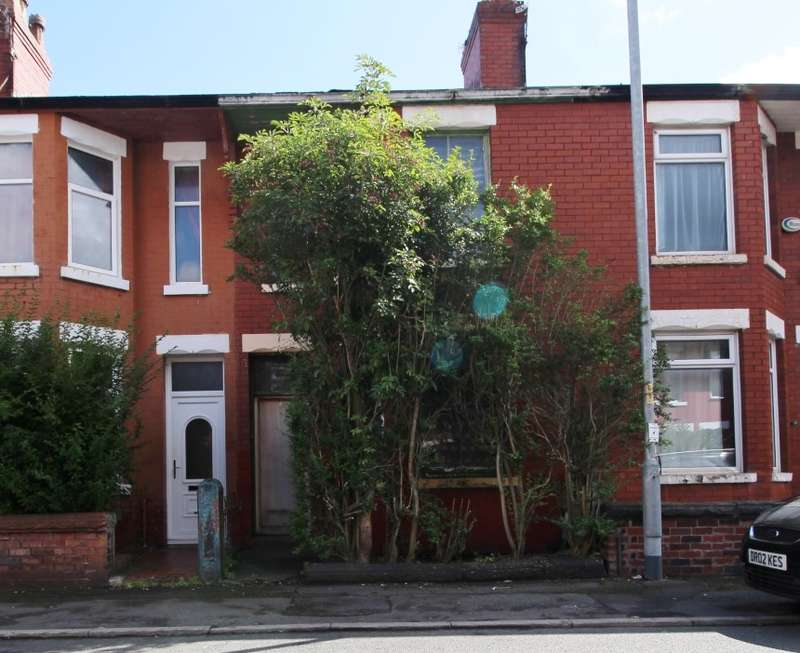 2 Bedrooms Terraced House for sale in Redruth Street, Rusholme, Manchester, M14 7PX