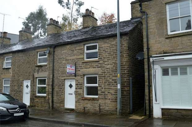 2 Bedrooms End Of Terrace House for sale in Wellington Road, Bollington, Macclesfield, Cheshire