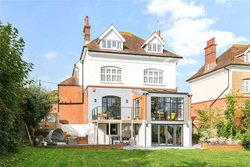 6 Bedrooms Detached House for sale in Goring Road, Steyning, West Sussex, BN44