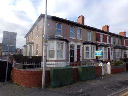 2 Bedrooms House for sale in Egerton Road, Blackpool, Lancashire, FY1
