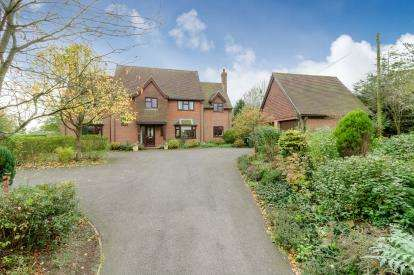 5 Bedrooms Detached House for sale in High Street, Yelling, St. Neots, Cambridgeshire