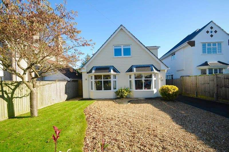4 Bedrooms Detached House for sale in Mayfield Avenue, Lower Parkstone, Poole