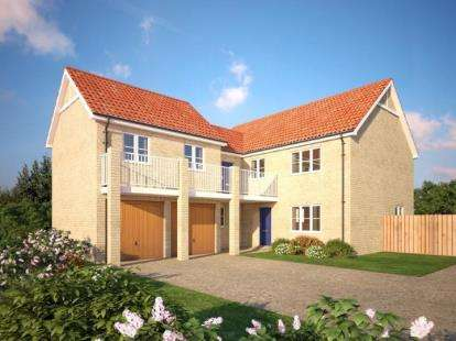 House for sale in Rowan Close, Watlington, King's Lynn