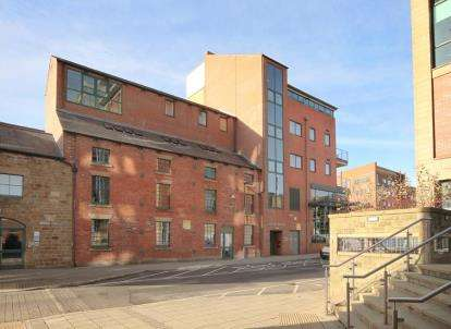 1 Bedroom Flat for sale in Barley House, 211 Ecclesall Road, Sheffield, South Yorkshire