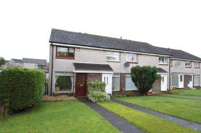2 Bedrooms End Of Terrace House for sale in Angus Avenue, Bishopbriggs