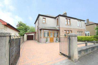 4 Bedrooms Semi Detached House for sale in Viewforth Terrace, Kirkcaldy