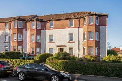 2 Bedrooms Flat for sale in Broomknowes Road, Barmulloch, Glasgow