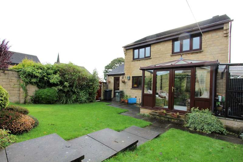 4 Bedrooms Detached House for sale in Wellands Green, Cleckheaton