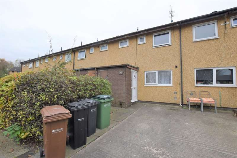 3 Bedrooms Mews House for sale in Laburnum Way, Edgeley
