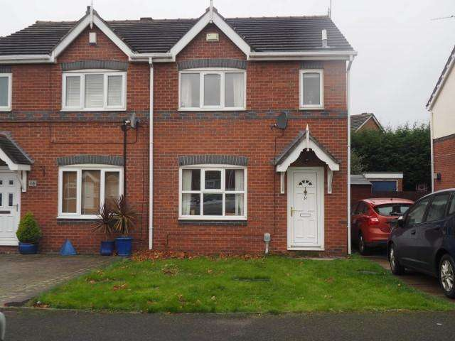 3 Bedrooms Semi Detached House for sale in Maldon Drive, Victoria Dock, Hull, HU9 1QA