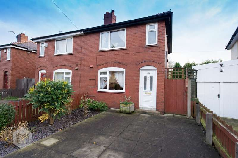 2 Bedrooms Semi Detached House for sale in Laithwaite Road, Wigan, WN5