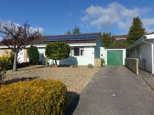 2 Bedrooms Semi Detached Bungalow for sale in Broxburn Road, Warminster