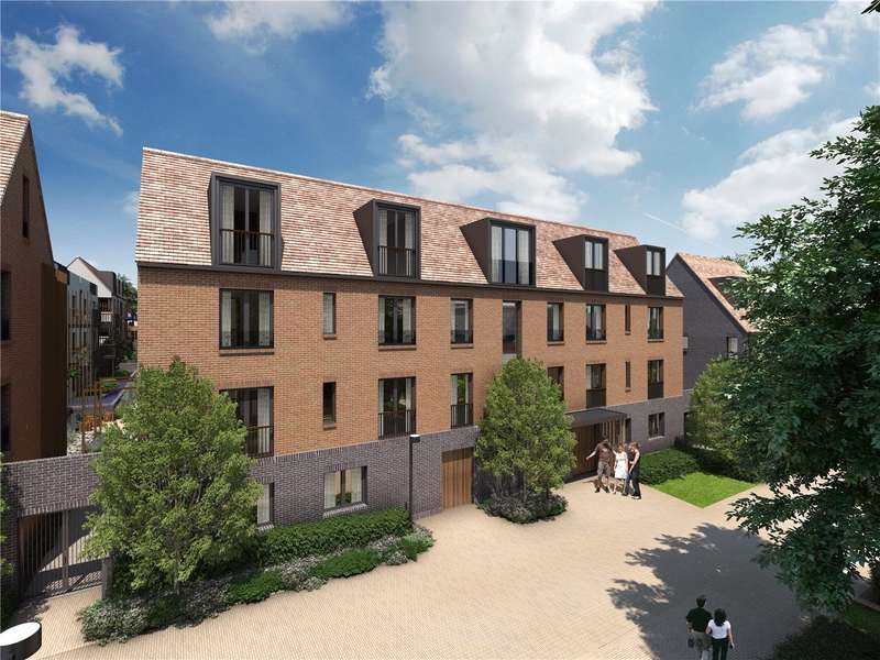 2 Bedrooms Flat for sale in Garden Apartments, Woodside Square, London, N10