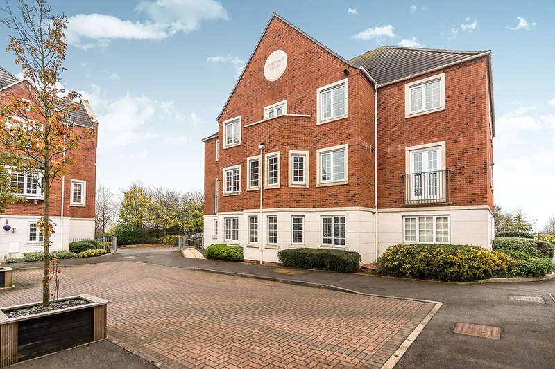 1 Bedroom Flat for sale in Donnington Court, Dudley, DY1