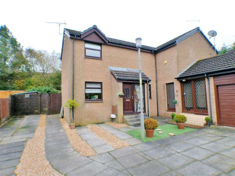 2 Bedrooms Semi Detached House for sale in Mountherrick, Valleyfield, EAST KILBRIDE