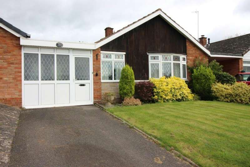 2 Bedrooms Detached Bungalow for sale in Milford Close, West Point, Allesley Village, Coventry, CV5