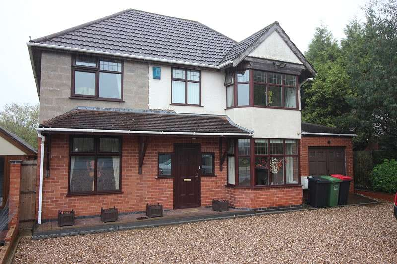 4 Bedrooms Detached House for sale in Coventry Road, Fillongley, Coventry, West Midlands. CV7 8DA