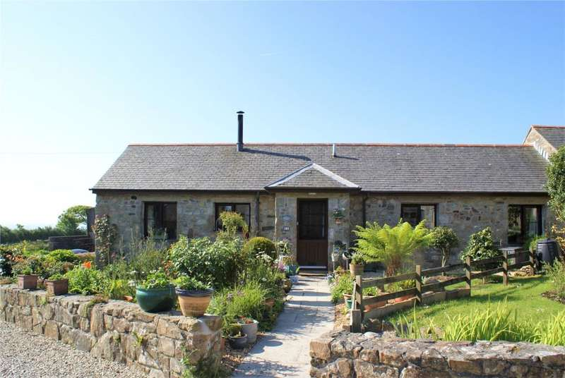 3 Bedrooms Bungalow for sale in Twas- A-Sty, C1 Treassowe Mews, Ludgvan