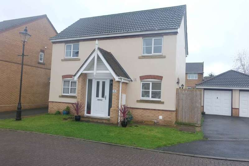 3 Bedrooms Detached House for sale in Roundswell, Barnstaple
