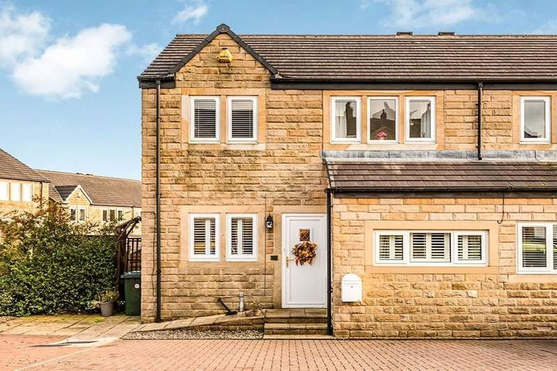 4 Bedrooms Property for sale in Privet Drive, Oakworth, Keighley, BD22