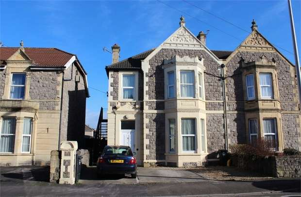 2 Bedrooms Flat for sale in Ashcombe Road, North Somerset