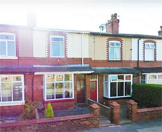2 Bedrooms Terraced House for sale in Carr Lane, Lowton, Warrington, Lancashire