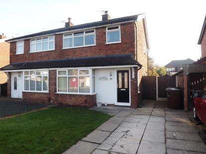 3 Bedrooms Semi Detached House for sale in Wensley Road, Lowton, Warrington, Greater Manchester