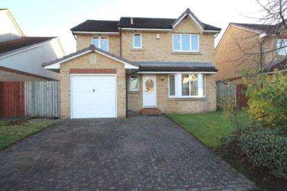 4 Bedrooms Detached House for sale in Cherryridge Drive, Bargeddie, Baillieston, Glasgow