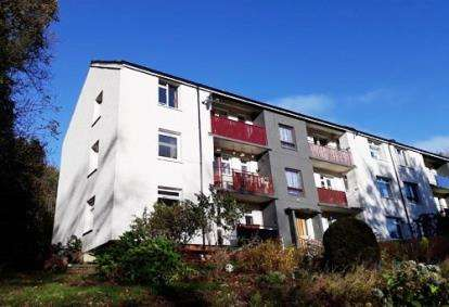 2 Bedrooms Flat for sale in Cunninghame Road, Kilbarchan