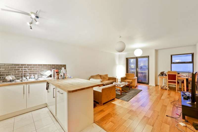 2 Bedrooms Flat for sale in Quaker Street, London E1