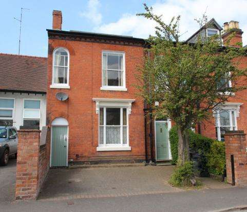 4 Bedrooms End Of Terrace House for sale in Vivian Road, Harborne, Birmingham, B17 0DJ