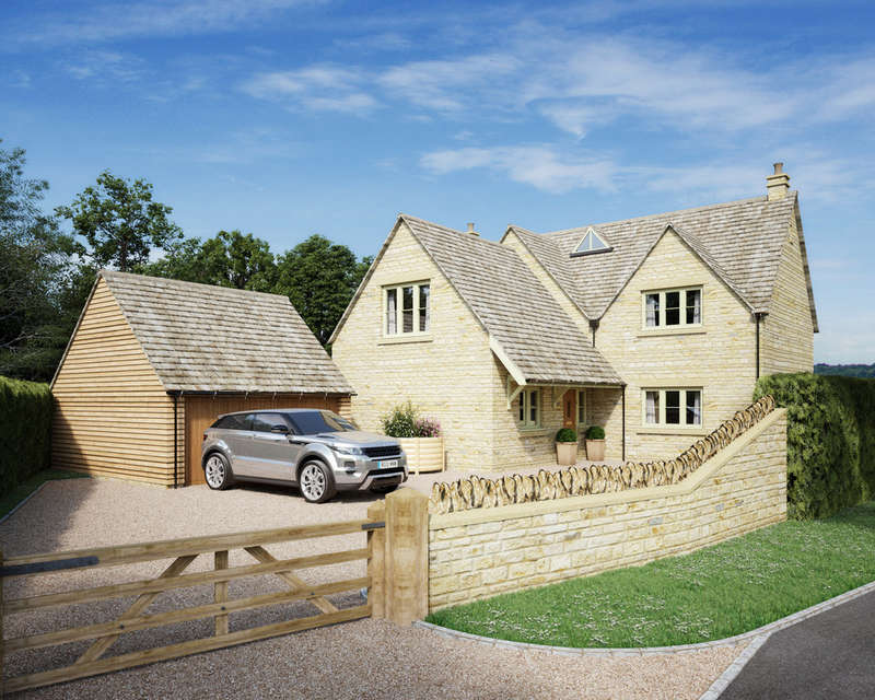 4 Bedrooms Land Commercial for sale in Tetbury