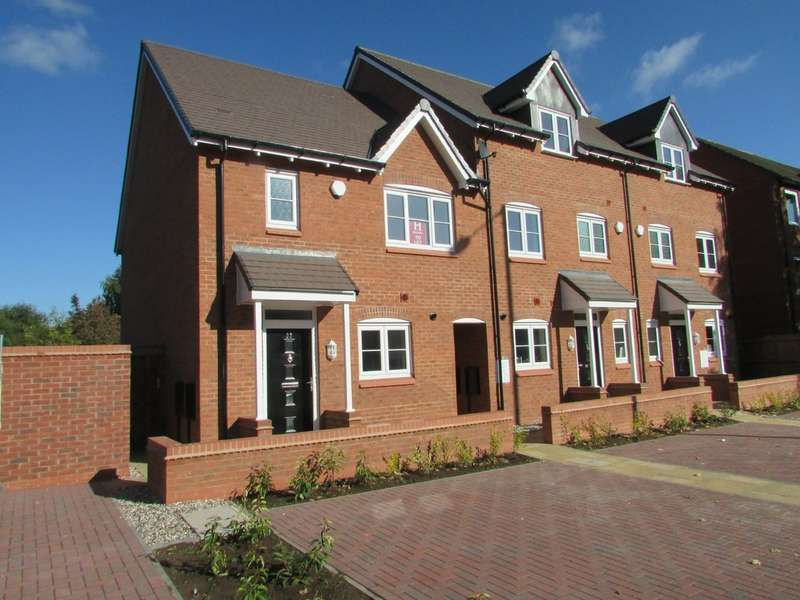 3 Bedrooms End Of Terrace House for rent in Upper Holland Road, Sutton Coldfield