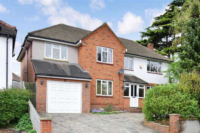 5 Bedrooms Detached House for sale in Coningsby Road, South Croydon, Surrey