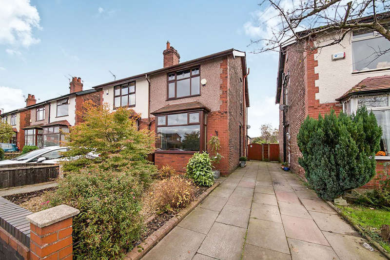 3 Bedrooms Semi Detached House for sale in Manchester Road, MANCHESTER, M34