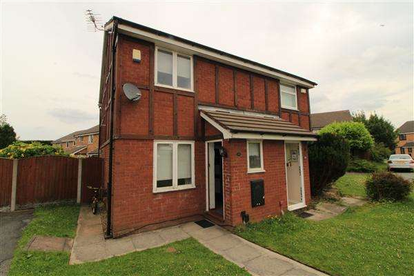 2 Bedrooms Semi Detached House for sale in Moorfoot Way, Kirkby