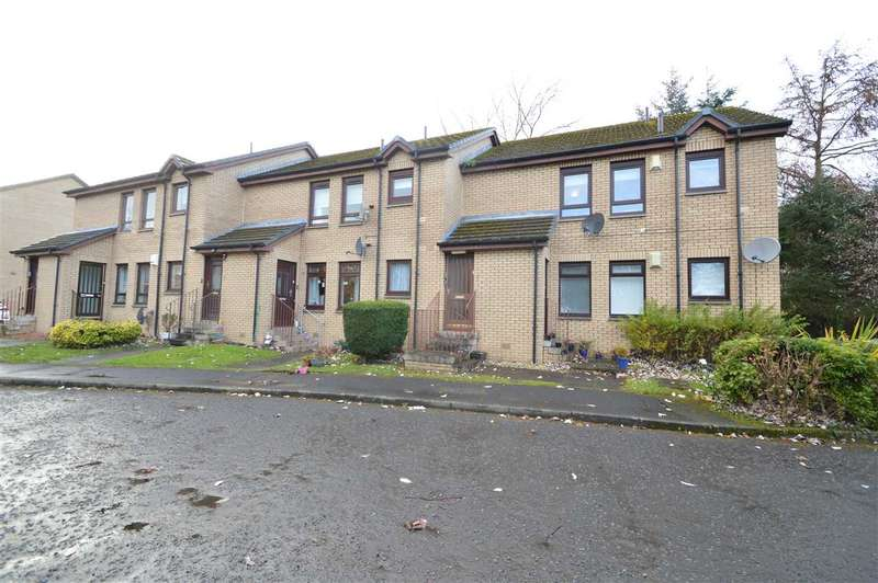 2 Bedrooms Maisonette Flat for sale in Martin Court, Hamilton