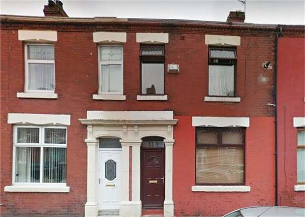 3 Bedrooms Terraced House for sale in De Lacy Street, Ashton-on-Ribble, Preston, Lancashire