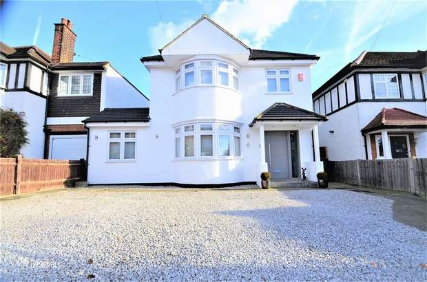 5 Bedrooms Detached House for sale in Sunbury Avenue, LONDON