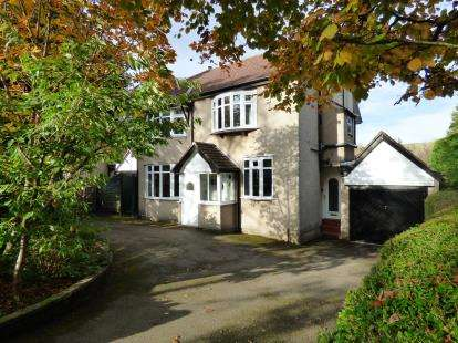 4 Bedrooms Detached House for sale in Macclesfield Road, Buxton, Derbyshire