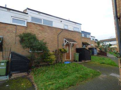 3 Bedrooms Terraced House for sale in High Trees, Eaglestone, Milton Keynes