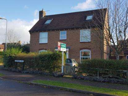 5 Bedrooms Detached House for sale in Humphries Drive, Brackley, Northamptonshire