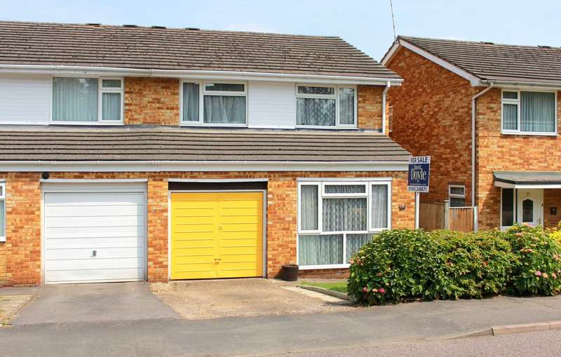 4 Bedrooms Semi Detached House for sale in 4 BED HEATH LANE, BOXMOOR, HP1