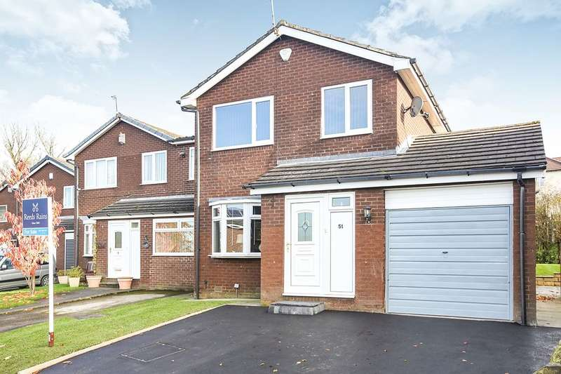 3 Bedrooms Detached House for sale in Hayfield Road, STOCKPORT, SK6
