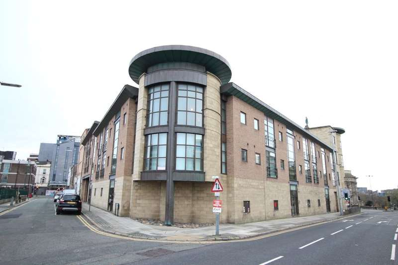 2 Bedrooms Flat for sale in Camden Street, Liverpool, L3