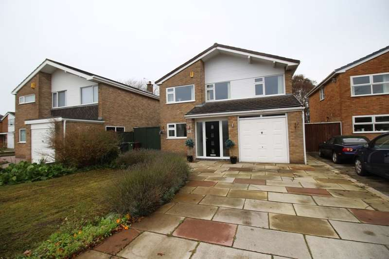 4 Bedrooms Detached House for sale in Lingdales, Formby, Liverpool, L37